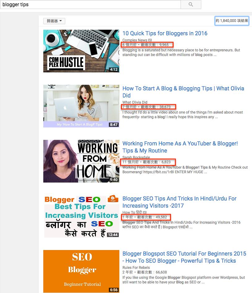 Youtube行銷必懂!6個方法做好Youtube SEO搜索引擎優化