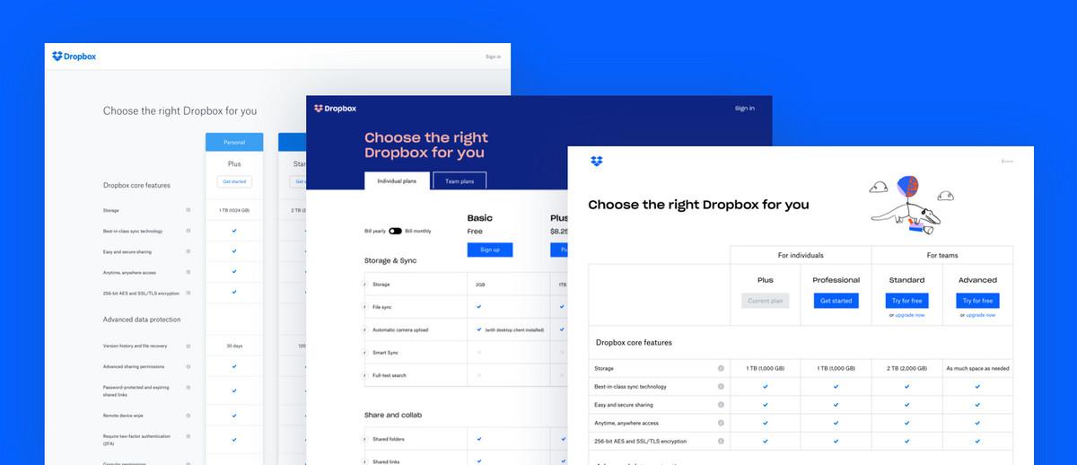 Dropbox 的設計重塑之路:初稿飽受批評,快速疊代做出完美成品